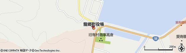 鹿児島県大島郡龍郷町周辺の地図