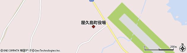 鹿児島県屋久島町(熊毛郡)周辺の地図