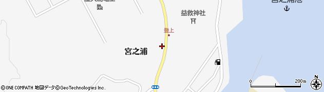 墨彩庵周辺の地図