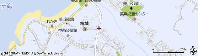 美ほう庵陶染工房周辺の地図