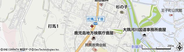 リンデン不動産周辺の地図