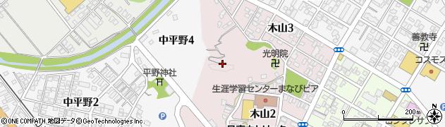 霧島神社周辺の地図