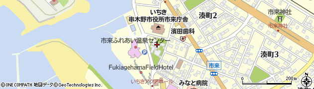 西村寺周辺の地図