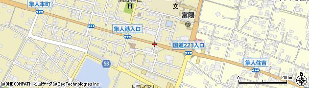 浜之市周辺の地図