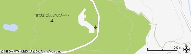 モンヴェール(さつまリゾートホテル)周辺の地図