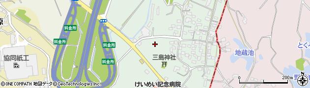 宮崎県東諸県郡国富町岩知野上岩知野周辺の地図