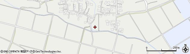 宮崎県東諸県郡国富町本庄犬熊周辺の地図