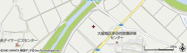 宮崎県東諸県郡国富町本庄大脇周辺の地図