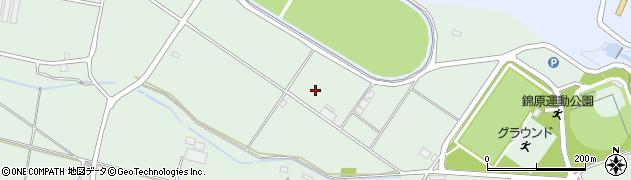 宮崎県東諸県郡綾町南俣錦原周辺の地図