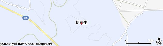 宮崎県国富町(東諸県郡)伊左生周辺の地図