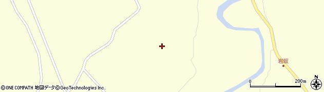 宮崎県東諸県郡国富町深年狩野周辺の地図