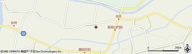 白髪神社周辺の地図