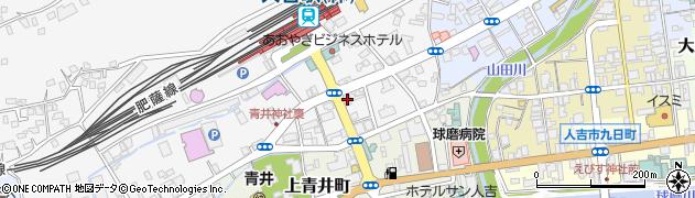 熊本県人吉市中青井町 住所一覧から地図を検索|マピオン
