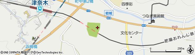 善樹院周辺の地図