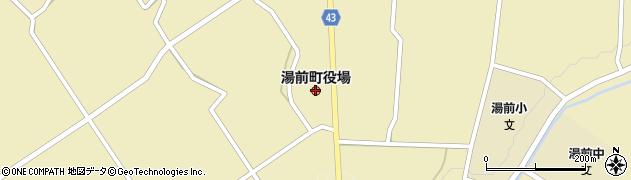 熊本県湯前町(球磨郡)周辺の地図