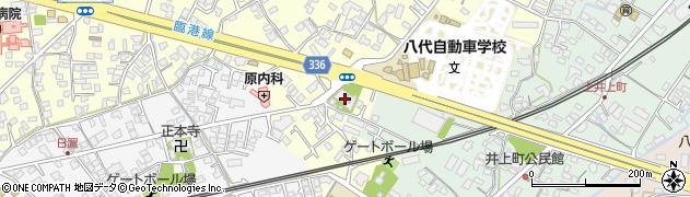 徳専寺周辺の地図