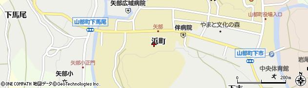 東雲寺周辺の地図