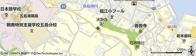 秋葉神社周辺の地図