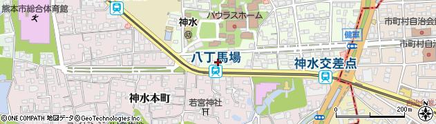 フクダライフテック九州株式会社周辺の地図
