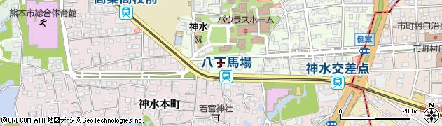サンレイ設備株式会社周辺の地図