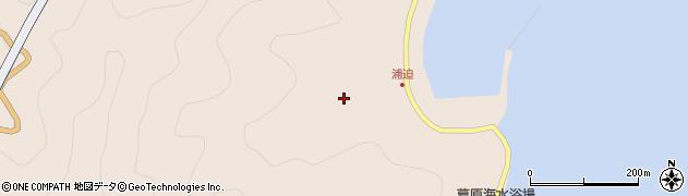 大分県佐伯市蒲江大字丸市尾浦1551周辺の地図