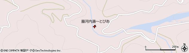 大分県佐伯市宇目大字木浦内1296周辺の地図