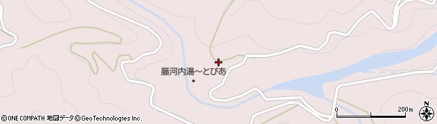 大分県佐伯市宇目大字木浦内1373周辺の地図