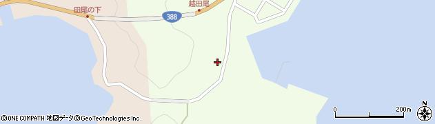 大分県佐伯市蒲江大字森崎浦1885周辺の地図