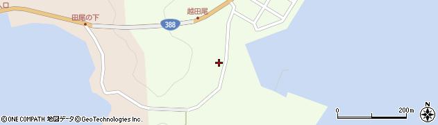 大分県佐伯市蒲江大字森崎浦1883周辺の地図