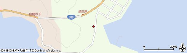大分県佐伯市蒲江大字森崎浦1874周辺の地図