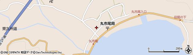大分県佐伯市蒲江大字丸市尾浦942周辺の地図