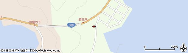 大分県佐伯市蒲江大字森崎浦1871周辺の地図