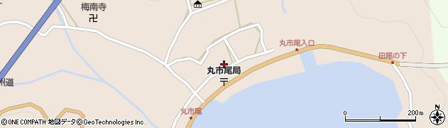 大分県佐伯市蒲江大字丸市尾浦603周辺の地図