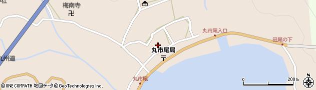 大分県佐伯市蒲江大字丸市尾浦929周辺の地図