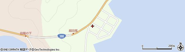 大分県佐伯市蒲江大字森崎浦1966周辺の地図
