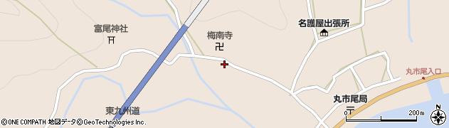 大分県佐伯市蒲江大字丸市尾浦1226周辺の地図