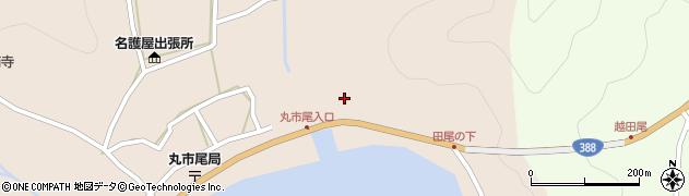 大分県佐伯市蒲江大字丸市尾浦14周辺の地図