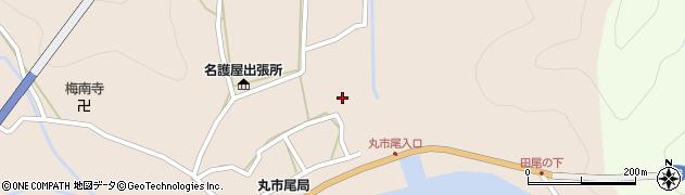 大分県佐伯市蒲江大字丸市尾浦526周辺の地図