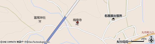 大分県佐伯市蒲江大字丸市尾浦1046周辺の地図