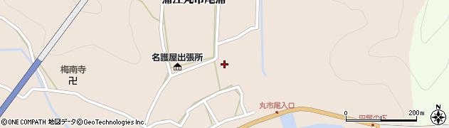 大分県佐伯市蒲江大字丸市尾浦532周辺の地図