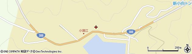 大分県佐伯市蒲江大字蒲江浦4797周辺の地図