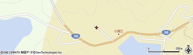 大分県佐伯市蒲江大字蒲江浦4893周辺の地図