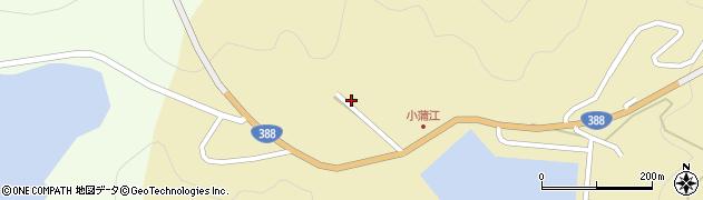 大分県佐伯市蒲江大字蒲江浦4915周辺の地図