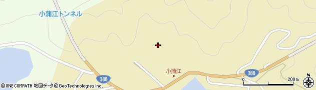 大分県佐伯市蒲江大字蒲江浦4845周辺の地図