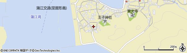 大分県佐伯市蒲江大字蒲江浦2545周辺の地図