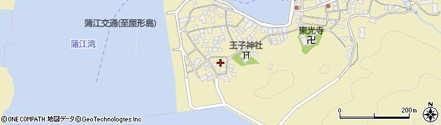 大分県佐伯市蒲江大字蒲江浦2541周辺の地図