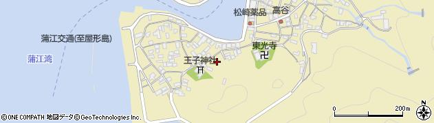 大分県佐伯市蒲江大字蒲江浦2478周辺の地図