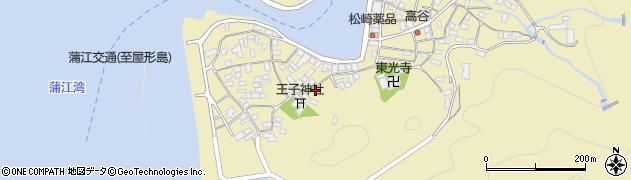 大分県佐伯市蒲江大字蒲江浦2477周辺の地図