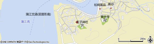 大分県佐伯市蒲江大字蒲江浦2560周辺の地図