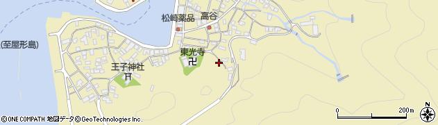 大分県佐伯市蒲江大字蒲江浦2442周辺の地図